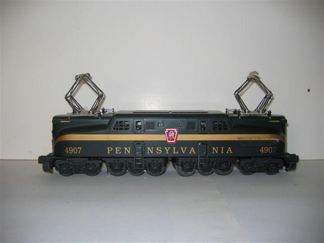 Loc Pennsylvania RR, Lionel, USA, An. 0-80