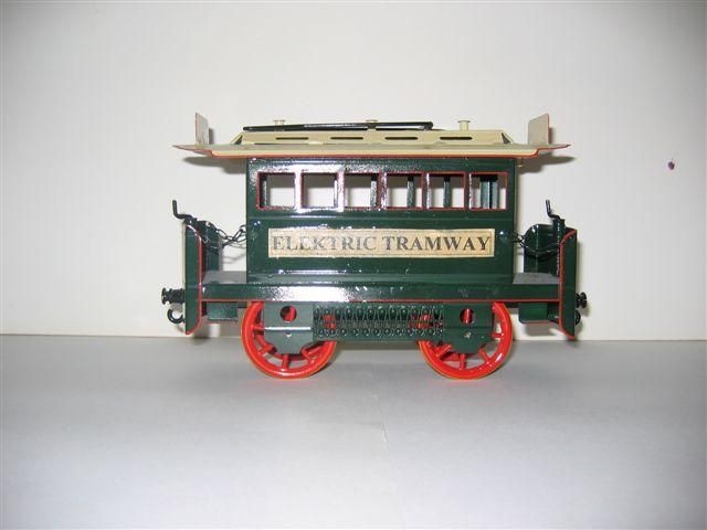 Tramway , Reprod. Allemagne, années 70-80